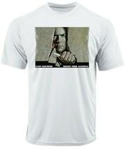 Escape Alcatraz Dri Fit Tshirt printed active wear retro movie graphic Sun Shirt image 2