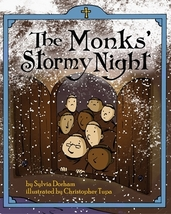 The Monks' Stormy Night - $20.95