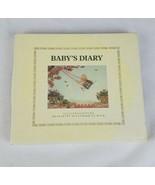 Vintage Baby's Diary memories Henriette Willebeek Le Mair Philomel Books  - $32.60