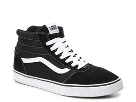 Guaranteed Free Shipping Vans Ward Hi Suede High-Top Sneaker - Men's - $119.82