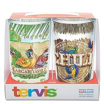 "Tervis ""Margaritaville"" and ""Chillin"" Wrap Tumblers (Set of 2) - $23.99"
