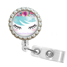 Unicorn Face Retractable Reel ID Name Tag Badge Holder - 1.2 - $10.00