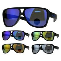 Polarized Premium Kush Color Mirror Plastic Sports Car Racer Sunglasses - $14.95