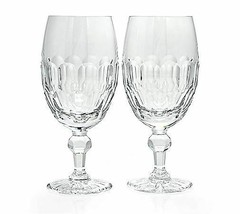 Waterford Crystal Curraghmore Iced Beverage Set of 2 Glasses #1054672 New - $272.25