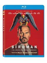 Birdman (Blu-ray + Digital, 2015)