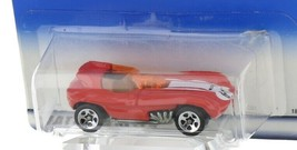 1998 Hot Wheels First Editions CAT-A-Pult 60s Le mans Speed Racer in Red