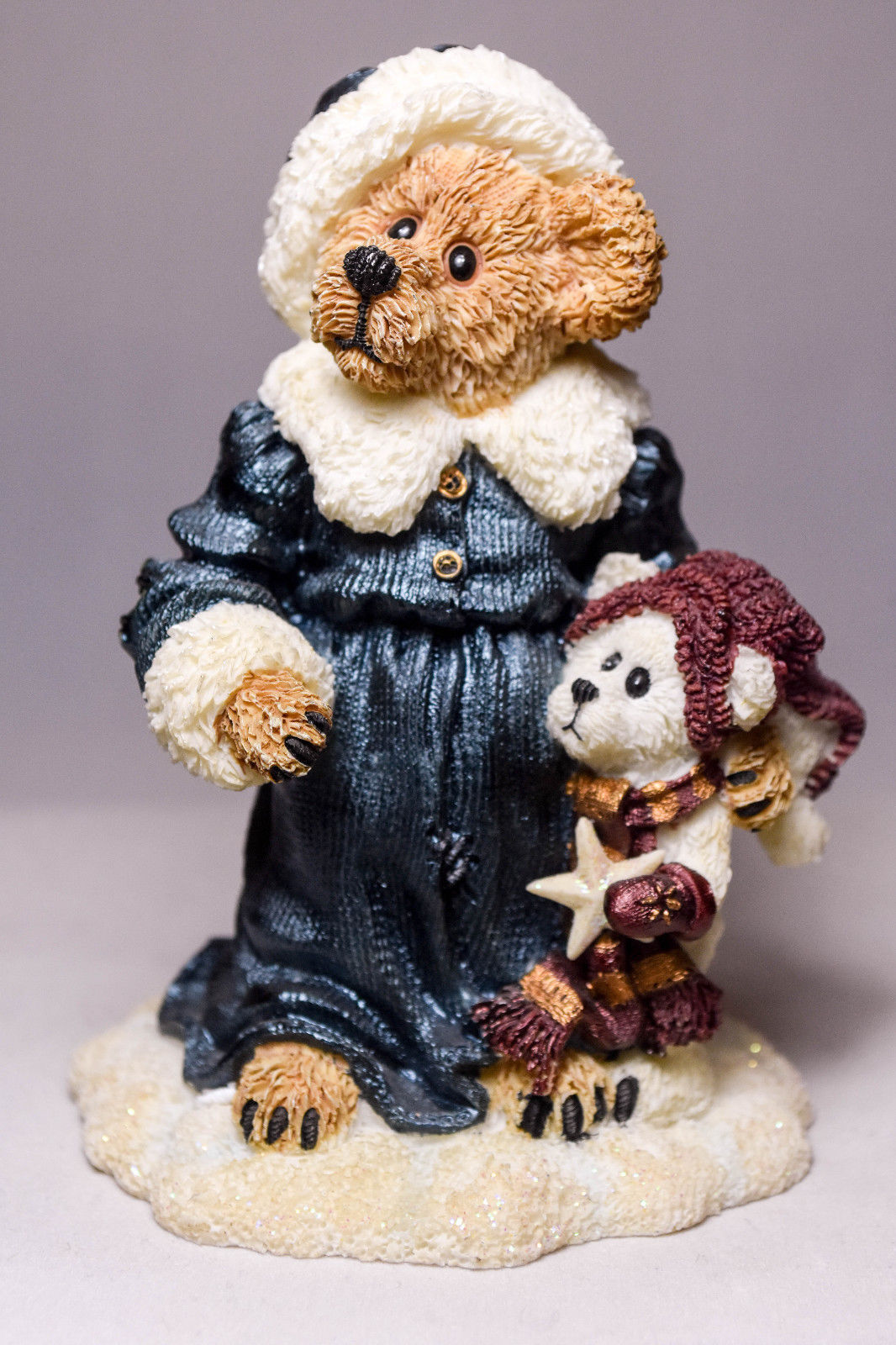 Primary image for Boyds Bears: Genevieve Berriman With Brady - Style #22837 - Catch A Falling Star
