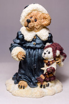 Boyds Bears: Genevieve Berriman With Brady - Style #22837 - Catch A Fall... - $18.60