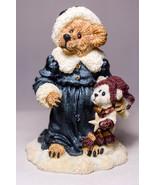 Boyds Bears: Genevieve Berriman With Brady - Style #22837 - Catch A Fall... - $18.60