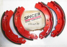 Spicer DSS698 Brake Shoe Set Raybestos 698PG Fits 95-97 Cirrus Stratus B... - $21.05