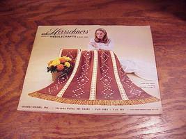 Fall 1981 Herrschners Needle Crafts Catalog, cat no. 105, Needlecrafts - $7.95