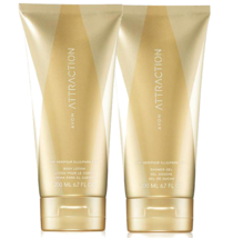 Avon Attraction For Her 6.7 Fluid Ounces Body Lotion + Shower Gel Duo Set - $24.48