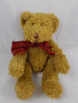 "Russ Honey Brown Bear Plush Teddy 8"" Stuffed Animal toy - $7.95"