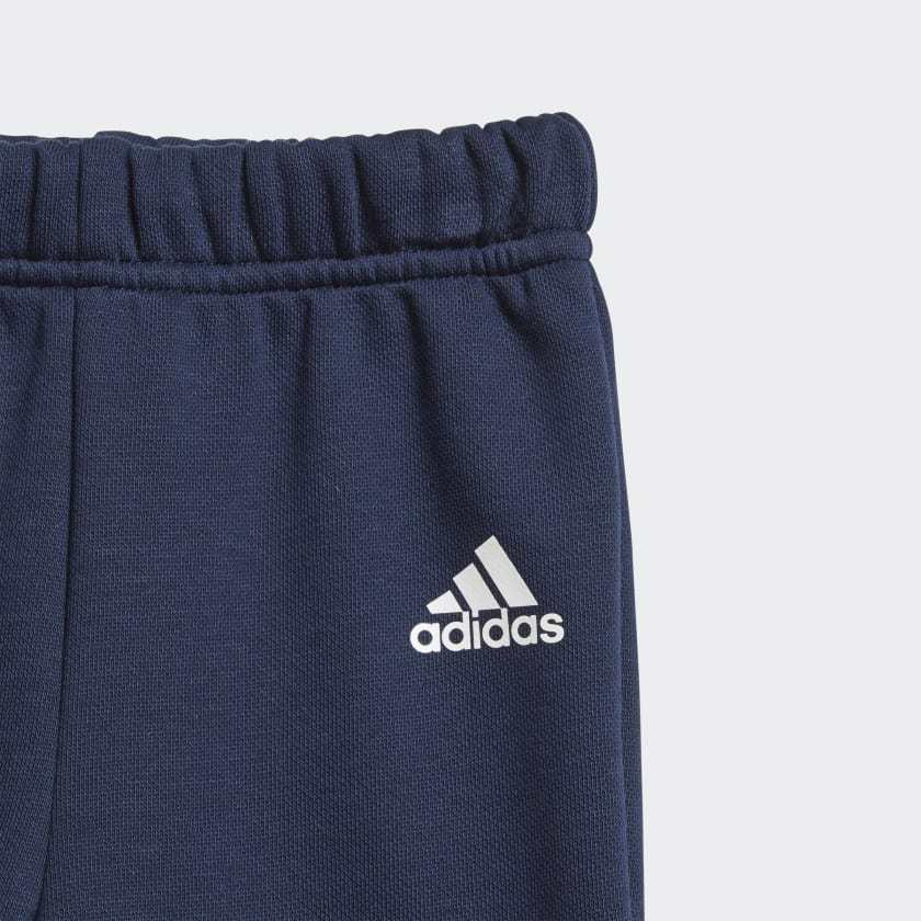 9c66eb932 Adidas Infant Linear Hooded Fleece Tracksuit and similar items