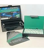 Domino 28 Piece 2006 Philip Morris Marlboro Promo Set w Case & Instructi... - $19.79