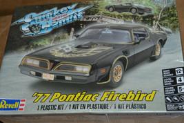 Model Kit Smokey and the Bandit 1977 Pontiac Firebird Revell 1:25  - $39.49