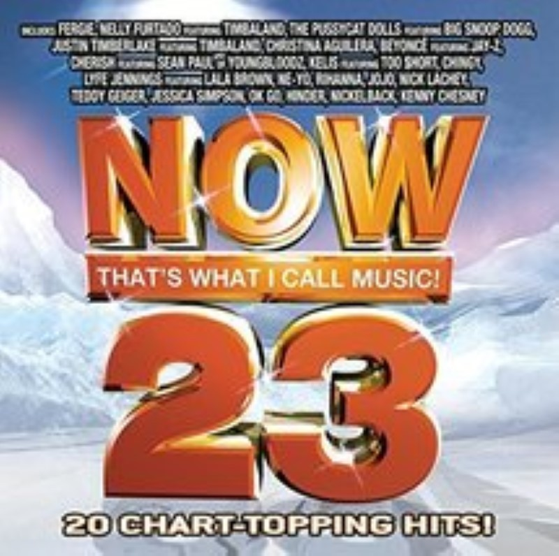Now That's What I Call Music 23 by Various Artists Cd