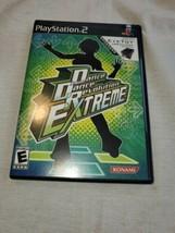 Dance Dance Revolution Extreme - PlayStation 2 PlayStation2 - $6.99
