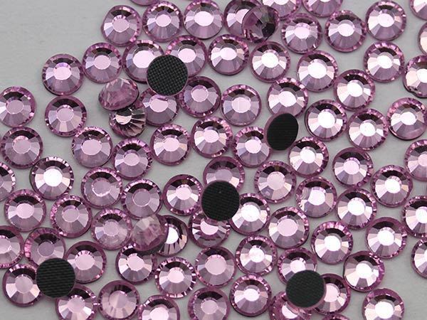 1.8mm SS6 Pink Y223 Hotfix Rhinestones (10 Gross)-1440 Pieces