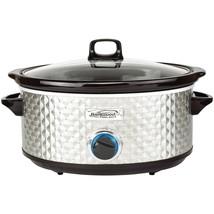 Brentwood Appliances 7-quart Slow Cooker (silver) BTWSC157S - $57.61