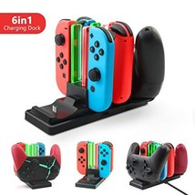 KETAKY Controller Charger for Nintendo Switch, Charging Dock Stand Stati... - $24.63