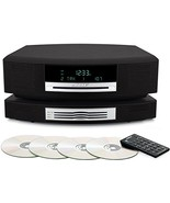 Bose Wave Music System with Multi-CD Changer - Graphite Grey (Black), Compatible - $1,999.99