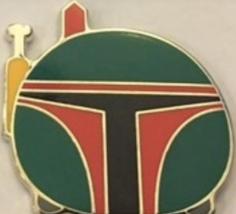 Star Wars Disneyland Galaxy Disney Pin 120420 Tsum Tsum Boba Fett Bounty Hunter  - $14.80