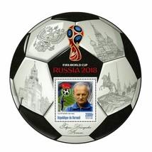 Burundi FIFA World Cup Russia 2018 Soccer Players Gavriil Kachalin Sport... - $17.56