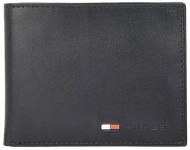 Tommy Hilfiger Men's Premium Leather Credit Card ID Passcase Billfold Wallet image 4