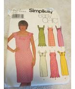 Simplicity 9613 Misses/Miss Petite Dresses  12,... - $6.99