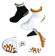 Alyberry- Women's 2pk Fitness Inspired Yoga Socks - £10.19 GBP