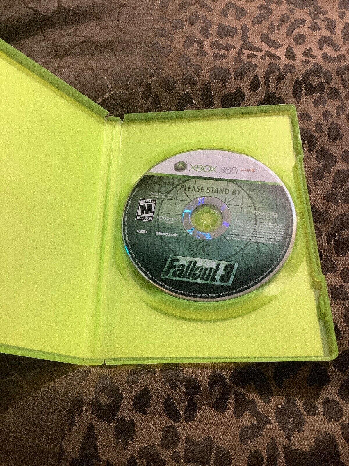 Fallout 3 -- Game of the Year Edition And Dragon Age  Xbox 360, 2009)