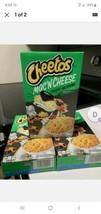 Cheetos Mac 'n Cheese Cheesy Jalapeno Flavor 5.7 Oz Mac and cheese - $7.92