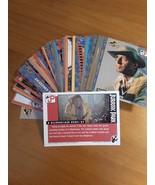 Jurassic Park Trading Cards Lot Of 45 Topps 1993 - $5.93