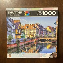 Shutter Speed MasterPieces 1000 piece puzzle - # 71606 Delightfull Afternoon - $12.77