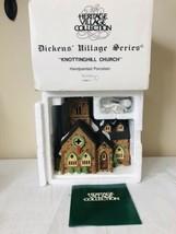 Dept 56 Heritage Dickens Village KNOTTINGHILL CHURCH 5582-4 w/ Original Box - $28.04