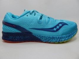 Saucony Freedom ISO Size 9.5 M (B) EU 41 Women's Running Shoes Blue S10355-3 - $68.48