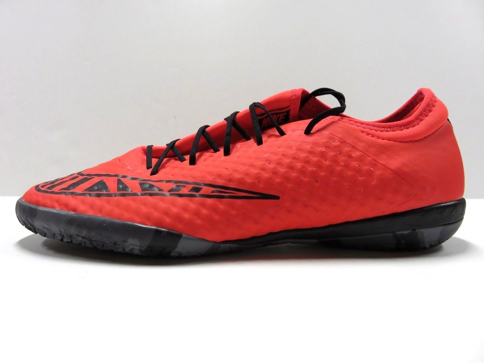 b153fd9af63 NIKE Orange Indoor Soccer Cleats Adult Men s Size 9 NEW IN BOX Made in China