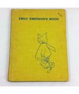 Emily Emersons Moon Jean Merrill Ronni Solbert 1960 1st Edition Children... - $159.99