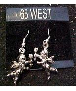 Angels Earrings- Pierced Ears - $3.00