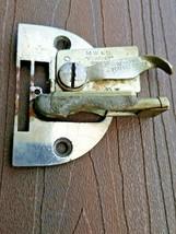 Bergen Perfect Binder Co. Singer Sewing Machine Seam Binder Part - $6.65 CAD