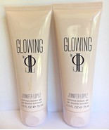J Lo GLOWING Luminous Shower Gel Lot Travel Sized Mini 2.5 oz x2 New & S... - $19.75