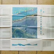 Southeastern Kentucky Map Louellen United States Geological Survey USGS ... - $9.47