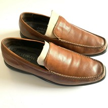 Cole Haan Air Brown Leather Loafers Shoes Mens Sz US 11 M EU 44-45 C0820... - $24.99