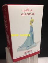 Hallmark 2014 Keepsake Ornament Queen Elsa Disney Frozen - $29.99