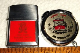 VTG 1950-1977 CABLE CAR CALENDAR OWL LIGHTERS ATOMIC ITALIAN POTTERY ASH... - $197.99