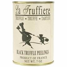 La Truffiere Black Truffle Peelings, 7 Oz Can - $57.51