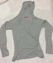 The North Face Light sport  hoodie Women Size S Gray - $13.99