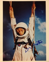 DON KNOTTS AUTOGRAPHED 8x10 PHOTO THE RELUCTANT ASTRONAUT BARNEY FIFE w/COA - $79.99
