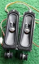 "Vizio 48"" LED TV D48-D0 Internal Speakers Set L & R 03351006B050 10W 6ohms - $20.00"